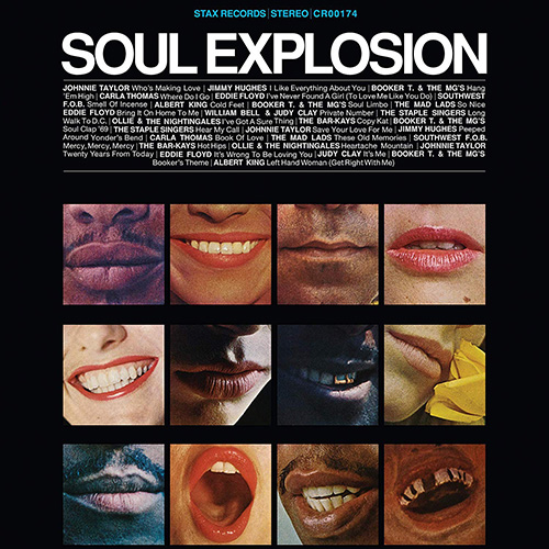 Various Artists - Soul Explosion [2019 Reissue]